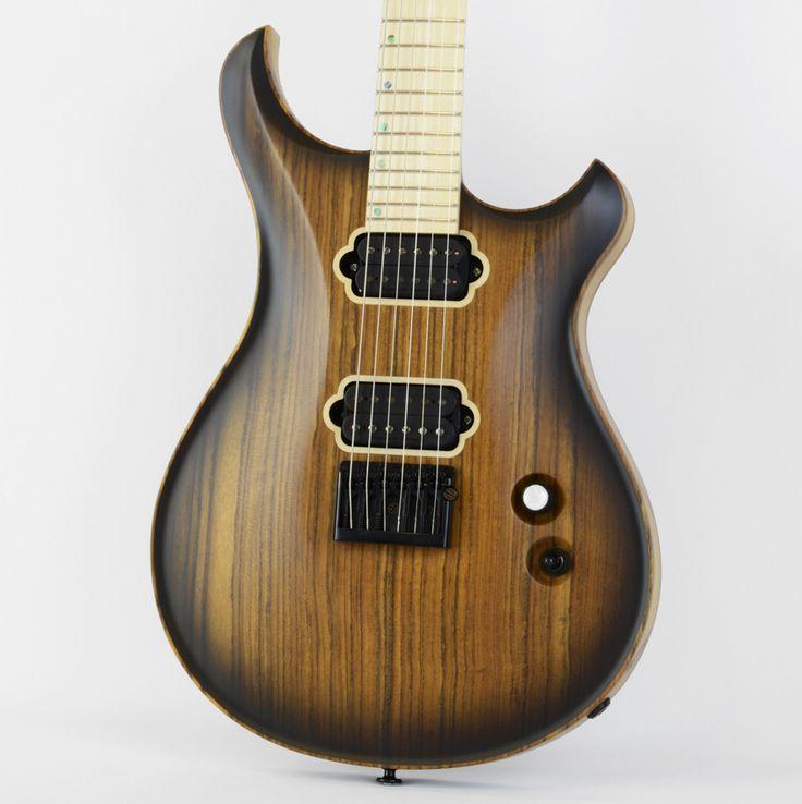 Arda Guitars - Italian handmade guitars