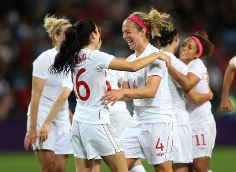 Canadian National Women's Soccer Team
