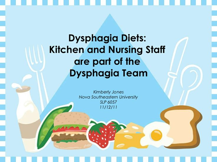 kimberly-jones-dysphagia-diets-presentation-10138013 by kmbrlyslp via Slideshare