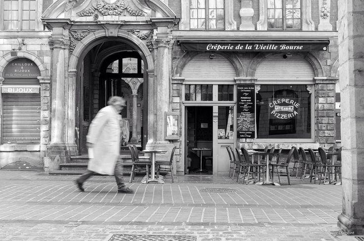 Phil le Marcheur , 2015, Lille  @xavier Dumont