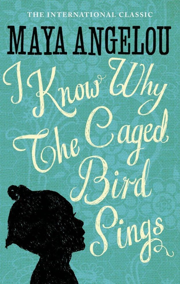{WANT TO READ} I Know Why the Caged Bird Sings by Maya Angelou // a book I should have read in school