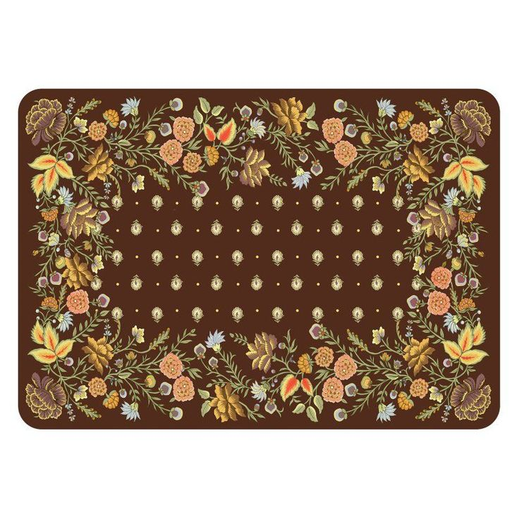 Bungalow Flooring Palazzo Indoor / Outdoor Door Mat   1.83 X 2.58 Ft.    20491572231