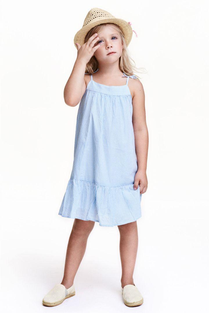 Vestidos niña: propuestas para el verano http://stylelovely.com/galeria/vestidos-nina-verano/