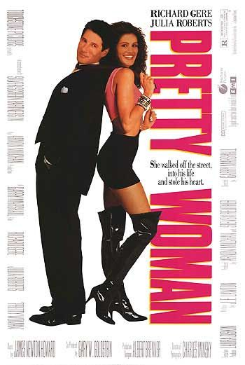 Pretty Woman : Affiche du film Pretty Woman   zoom-Cinema.fr