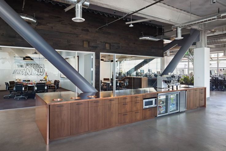 Built in recycling center multi purpose room eye candy - Commercial van interiors san diego ...