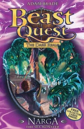 Beast Quest #15: Narga The Sea Monster - Adam Blade