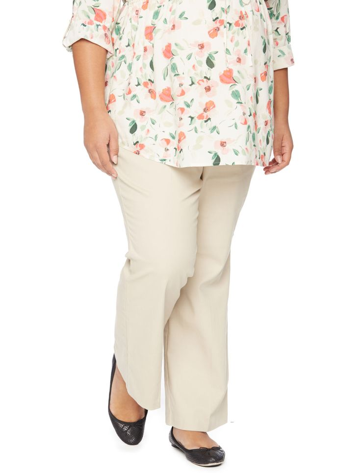 This assortment include jersey tops, scoop neck dresses, bermuda shorts and khaki pants. Stock up on several styles that are both trendy and affordable. Old Navy will help you keep wearing your favorite looks throughout your pregnancy from our plus size maternity collection.