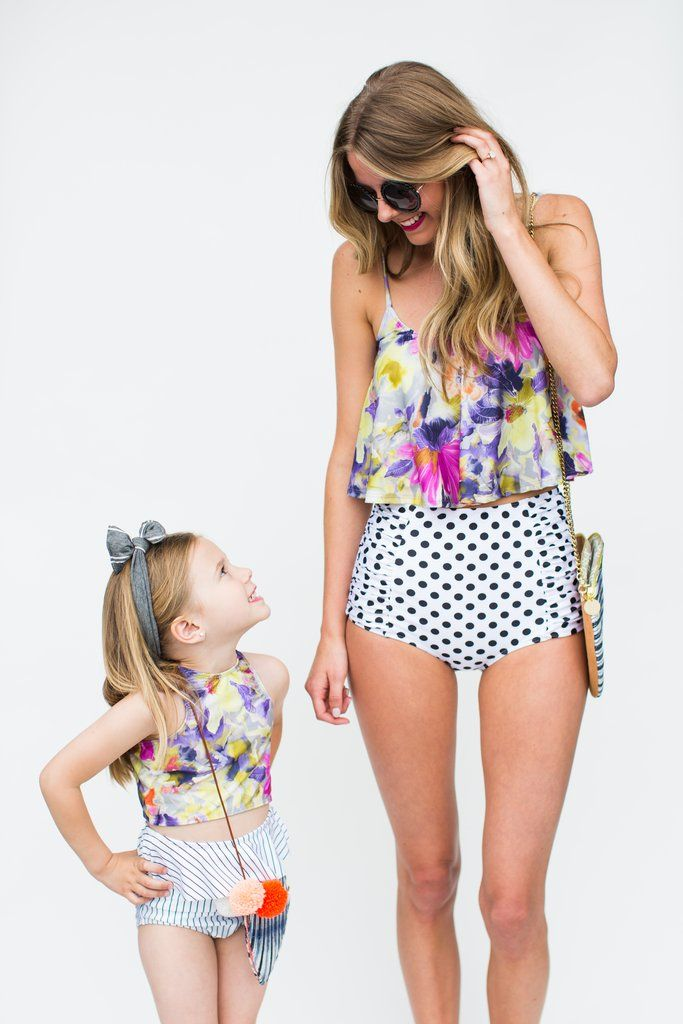 Kortni Jeane Niccoli is the designer and entrepreneur behind Kortni Jeane swimsuits, and her vibrant, mix-and-match suits for men, women, and kids are so popular, she can't keep them in stock.