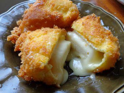 Wat ik gegeten heb: Gebakken camembert