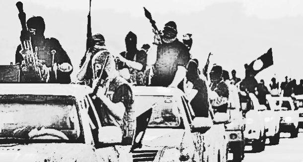 Eine Stadt unter dem IS-Terrorregime: Tagebuch aus dem Fegefeuer