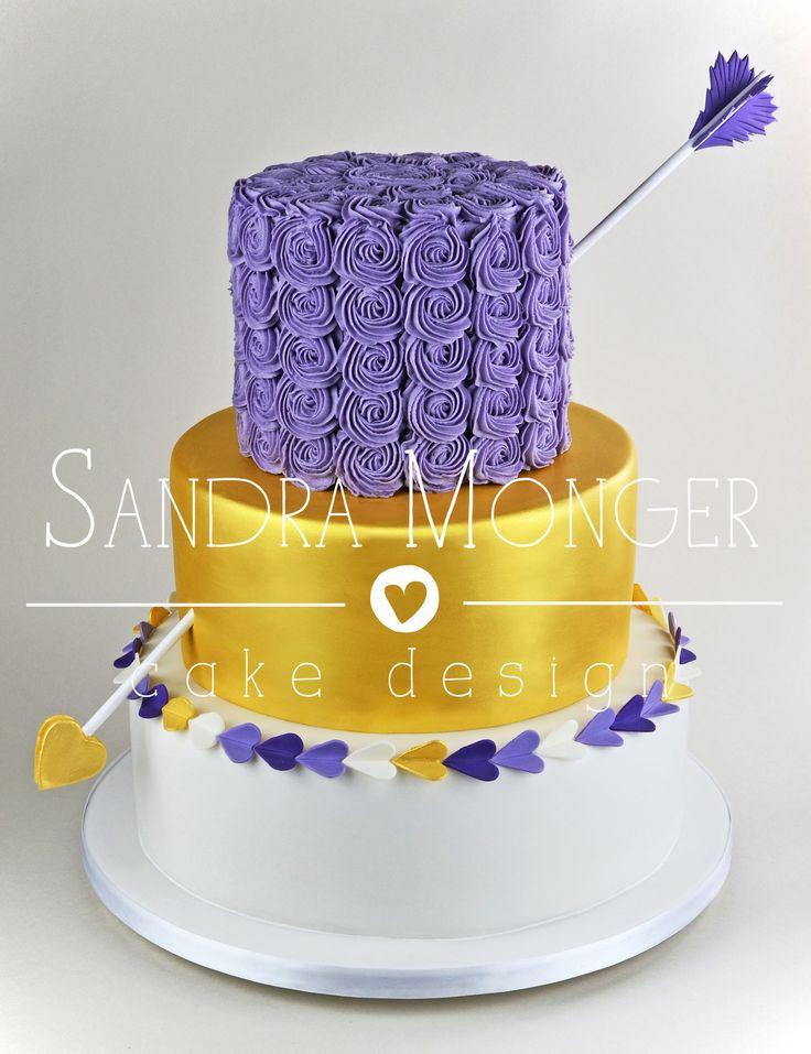 Las mejores 19 imágenes de Modern and Contemporary Cake Designs en ...
