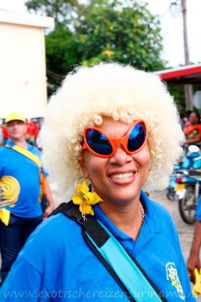 Exotische Reizen Suriname - Impressie 2013