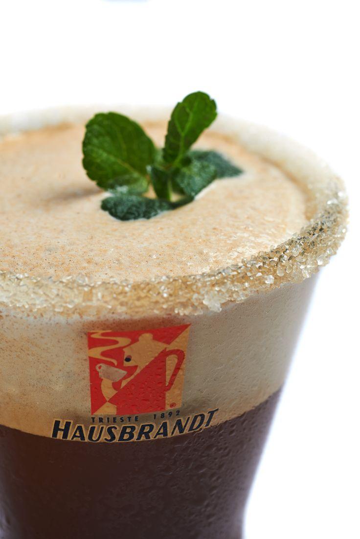 Espresso Freddo Hausbrandt alla menta  - Mint cold espresso