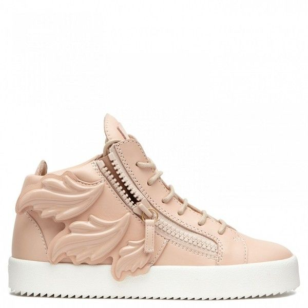 Sneakers donna Primavera Estate 2016 Sneakers rosa Giuseppe Zanotti