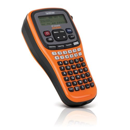 p touch 1000 label maker instructions