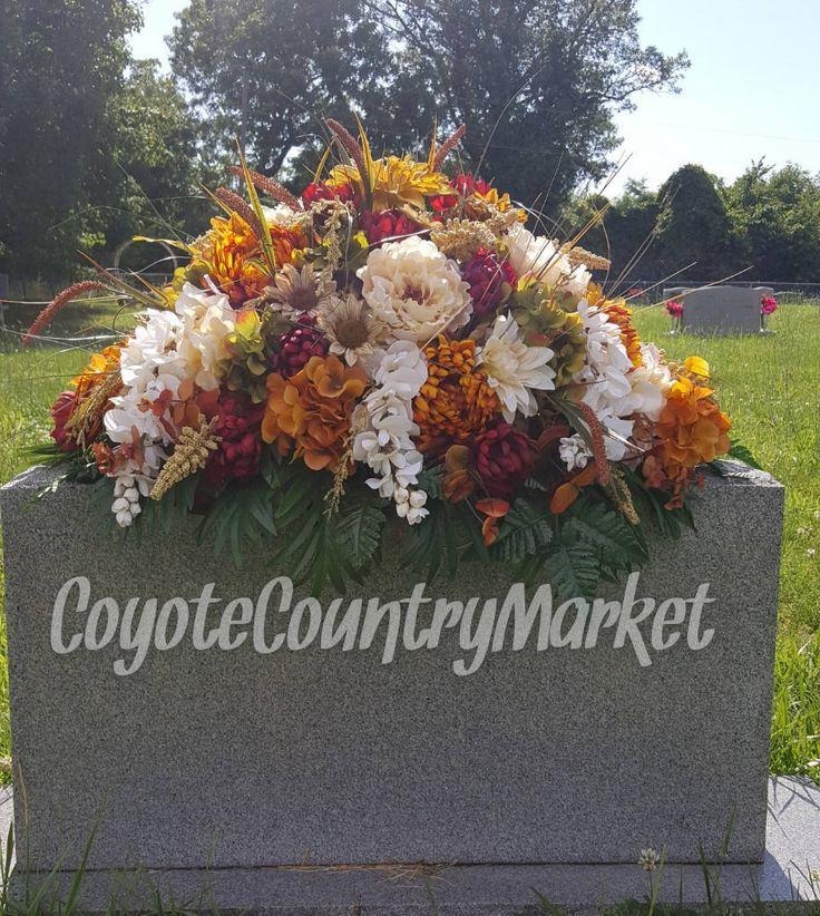 Christmas Grave Decorations Uk: Best 25+ Memorial Flowers Ideas On Pinterest