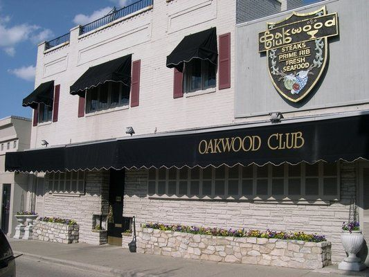 The Oakwood Club - Oakwood, Ohio (Dayton) Just tried this for the first time.  I was expecting the same old boring Dayton restaurant, but it was really good!  Had the lobster and filet.