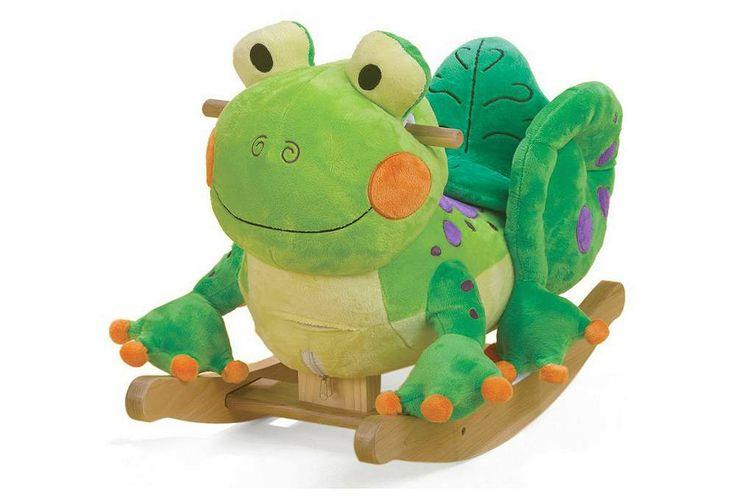 One Kings Lane - Snowed In - Fergie the Frog Rocker