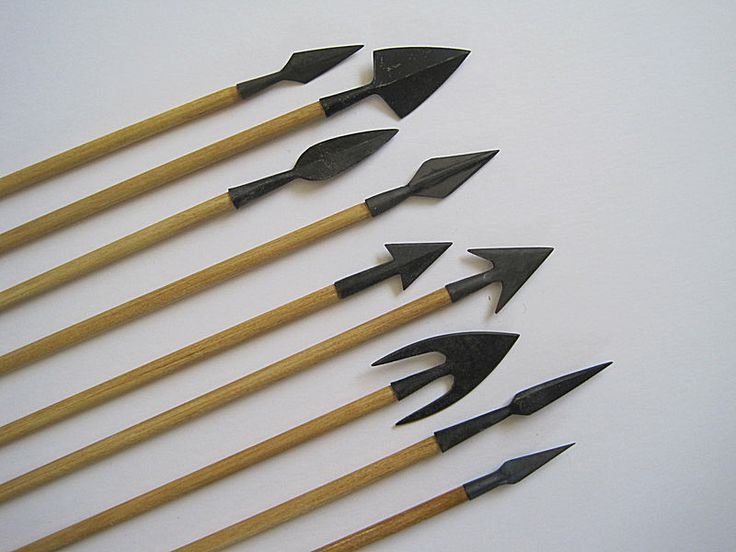 Reproduction English Longbow Arrows