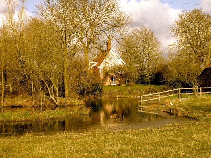 Walnut house, Norfolk