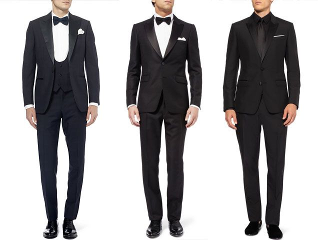 Shoes+To+Wear+With+Tuxedo