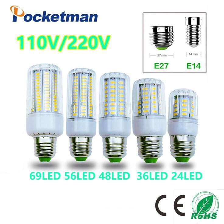 $1.43 (Buy here: https://alitems.com/g/1e8d114494ebda23ff8b16525dc3e8/?i=5&ulp=https%3A%2F%2Fwww.aliexpress.com%2Fitem%2FE27-E14-LED-Corn-Light-lamp-AC-220-V-SMD-5730-Led-corn-bulb-lighting-projector%2F32577164042.html ) E27 E14 LED Corn Light lamp AC 220 V SMD 5730 Led corn bulb lighting projector lamp 69/48/36/24Led E27 Led Bulbs for just $1.43