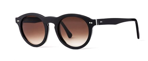 These vinyl sunglasses from Tipton are great examples that upcycling is not only ethical but also sexy.