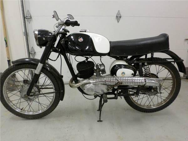 1950's Moto Beta XTR