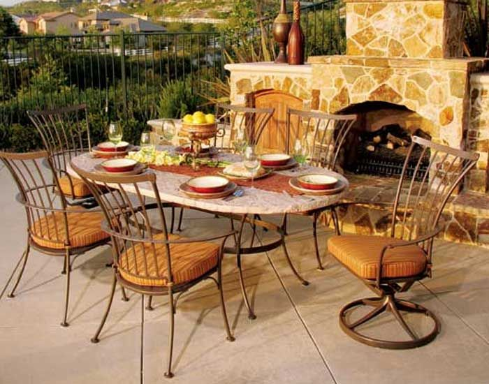 https://www.goodshomefurnishings.com/outdoorfurniture/ OW Lee Outdoor entertaining at Good's Home Furnishings in Hickory North Carolina. Some of the hottest new looks in Outdoor Furniture: Patio Tables, Outdoor Chairs and Loungers. Outdoor dining has never been more fashion-forward.