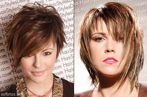corte de cabelo repicado curto feminino 8