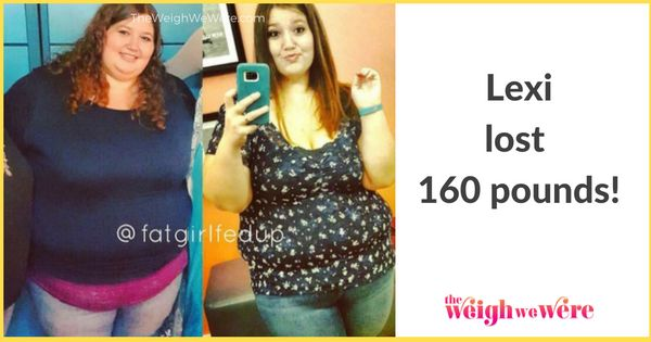 160 Pounds Lost: Taking my life back 1lb at a time! Before and after story of weight loss transformation and inspiration!  Love the motivation... via TheWeighWeWere.com
