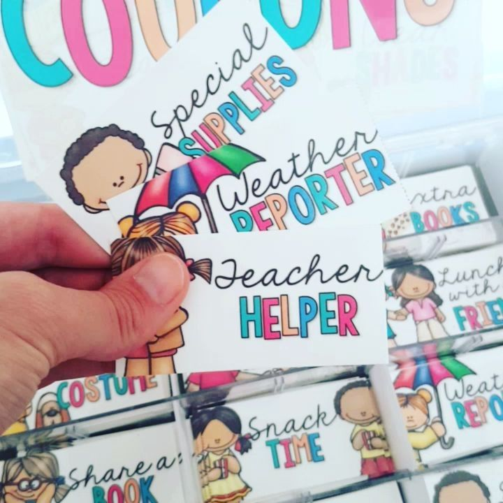 "60 Likes, 2 Comments - Elyse -  Proud to be Primary (@proudtobeprimary) on Instagram: ""What coupon would you choose? I would choose Teacher Helper for sure!😜 #classcoupons…"""