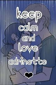 Image result for keep calm and love miraculous ladybug