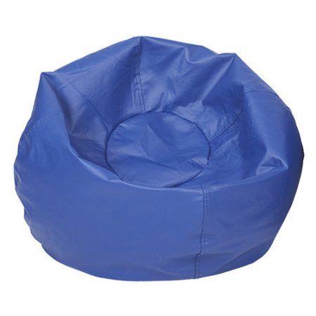 ECR4KIDS Classic Bean Bag, Junior (26 inch), Multiple Colors, Assorted