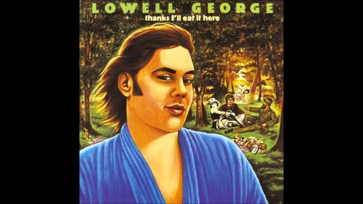I Can't Stand The Rain (Album Version) - Lowell George (+playlist)