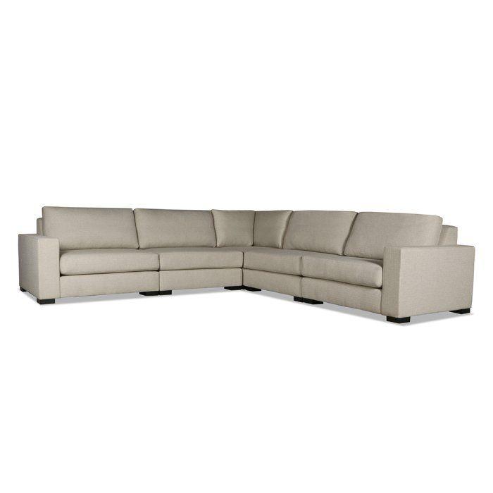 Brose Modern Modular Sectional Sectional Sofa Reclining Sectional Upholstery