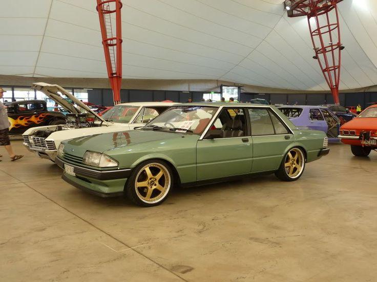 "Thread: Genuine 1984 Ford XE ESP Falcon, 377 stroker, 19"" FR Simmons ..."
