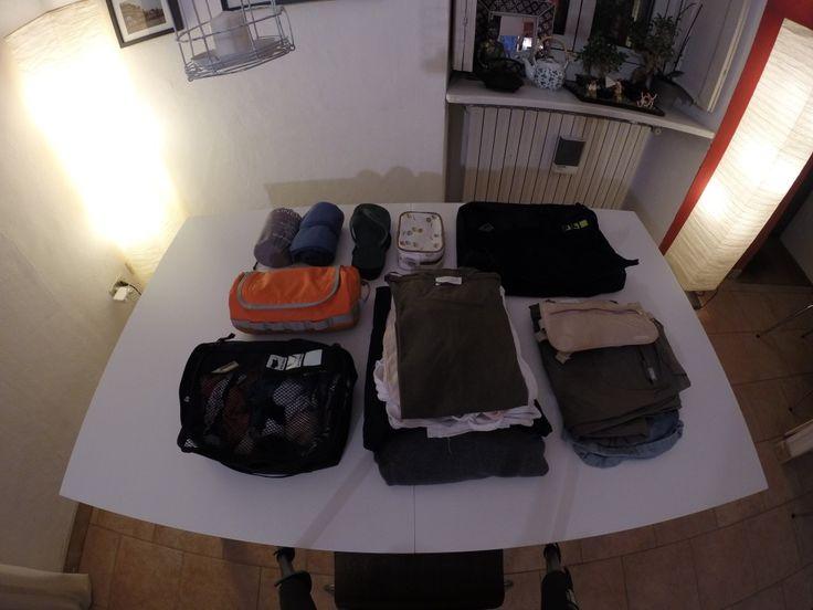 Backpack for African Safari