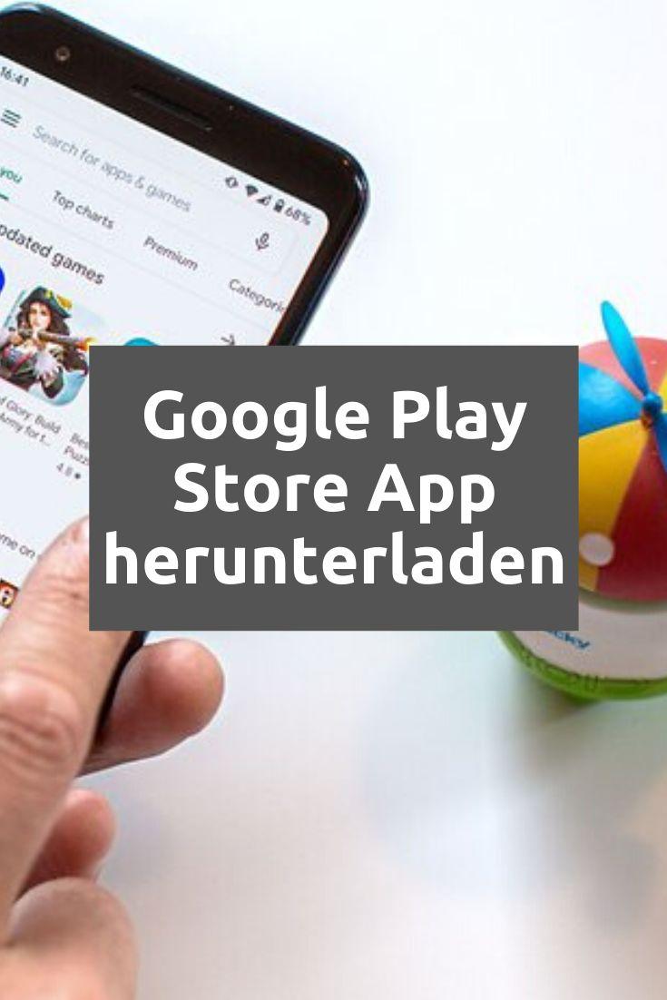Google Play Store Herunterladen