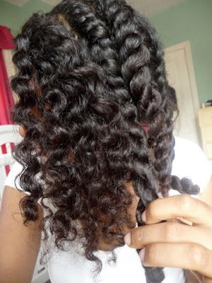 Shanti's Twist-Out Technique | Curly Nikki | Natural Hair Styles and Natural Hair Care