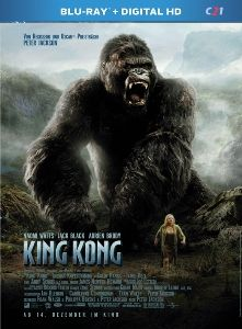 Title : King Kong 2005 EXTENDED Bluray 720p Format : Mp4 IMDB Rate : 7.3/10 from 293,791 users Info : Director: Peter Jackson Star: Naomi Watts, Jack Black, Adrien Brody Genres: Action | Adventure ...