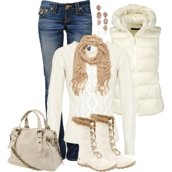 I am obsessed with winter clothes!