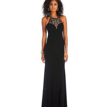 Evening dress dillards xoxo