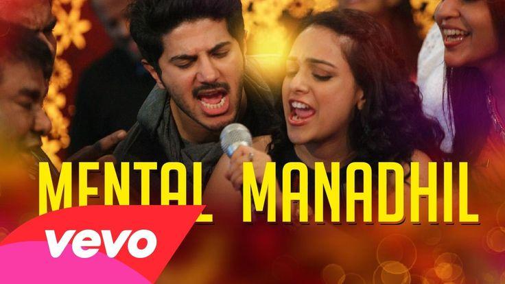 OK Kanmani - Mental Manadhil Lyric Video   A.R. Rahman, Mani Ratnam Craziness overloaded.. :D