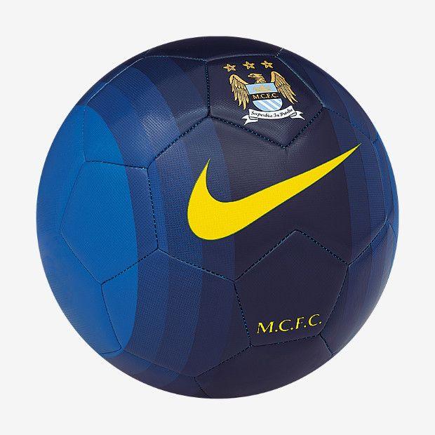 Manchester City FC Prestige Soccer Ball