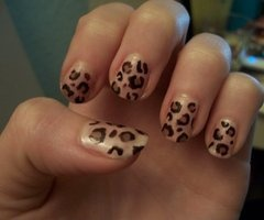 leopard nailsNails Art, Hair Make Up Nails, Leopards Skin, Leopards Stuff, Leopards Cheetahs, Colors Nails, Nails Ideas, Leopards Nails, Grrr 3 Leopards