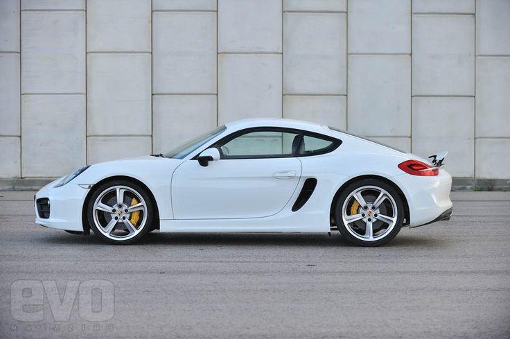 2013 Porsche Cayman S - best driving Porsche ever!? I'd love one!