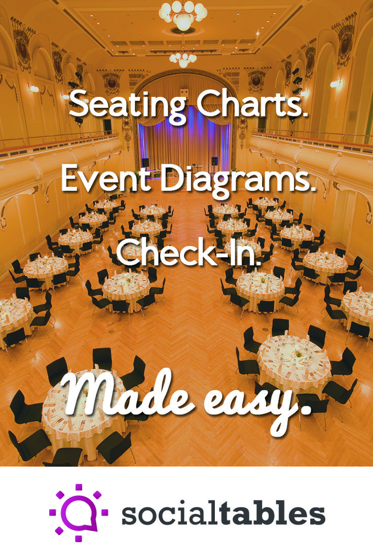 Social Tables | Event Planning Software - Seating charts, event diagrams, and check-in made easy.