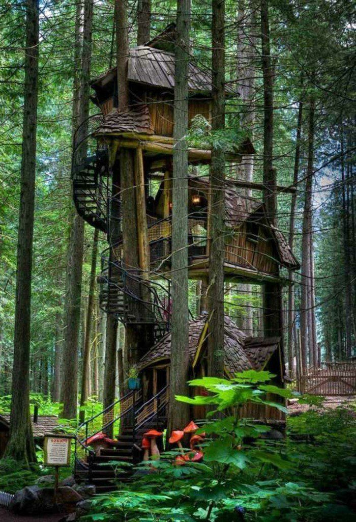 Voir les plus belles deco de maison en location maison insolite