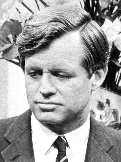 """United States Attorney General Mr~~Robert Francis Kennedy (November 20, 1925 – June 6, 1968), commonly known as """"Bobby"""" or by his initials RFK, was an American politician from Massachusetts. He served as a Senator for New York from 1965 until his assassination in 1968. He was previously the 64th U.S. Attorney General from 1961 to 1964, serving under his older brother, President John F. Kennedy.♡❀♡✿♡❁♡✾♡✽♡❃♡❀♡ http://en.wikipedia.org/wiki/Robert_F._Kennedy"""